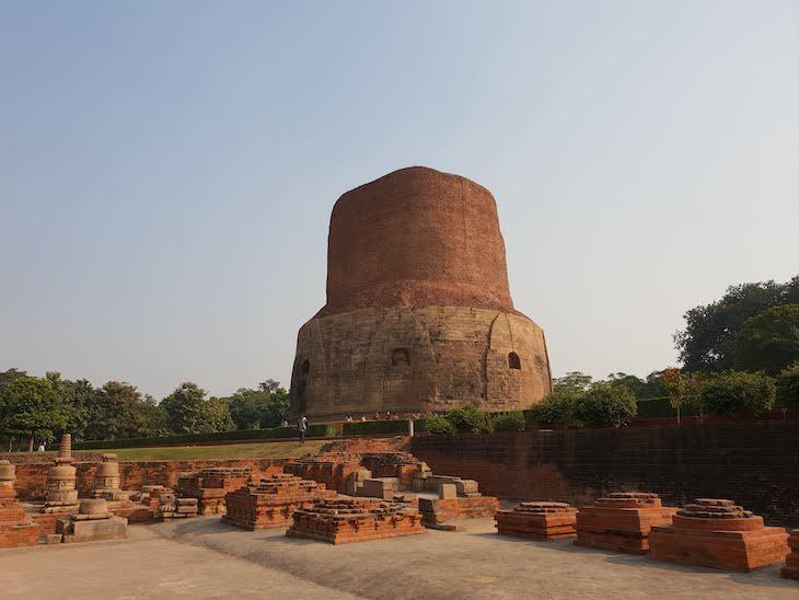 Saranate - Varanasi - Índia © Viaje Comigo