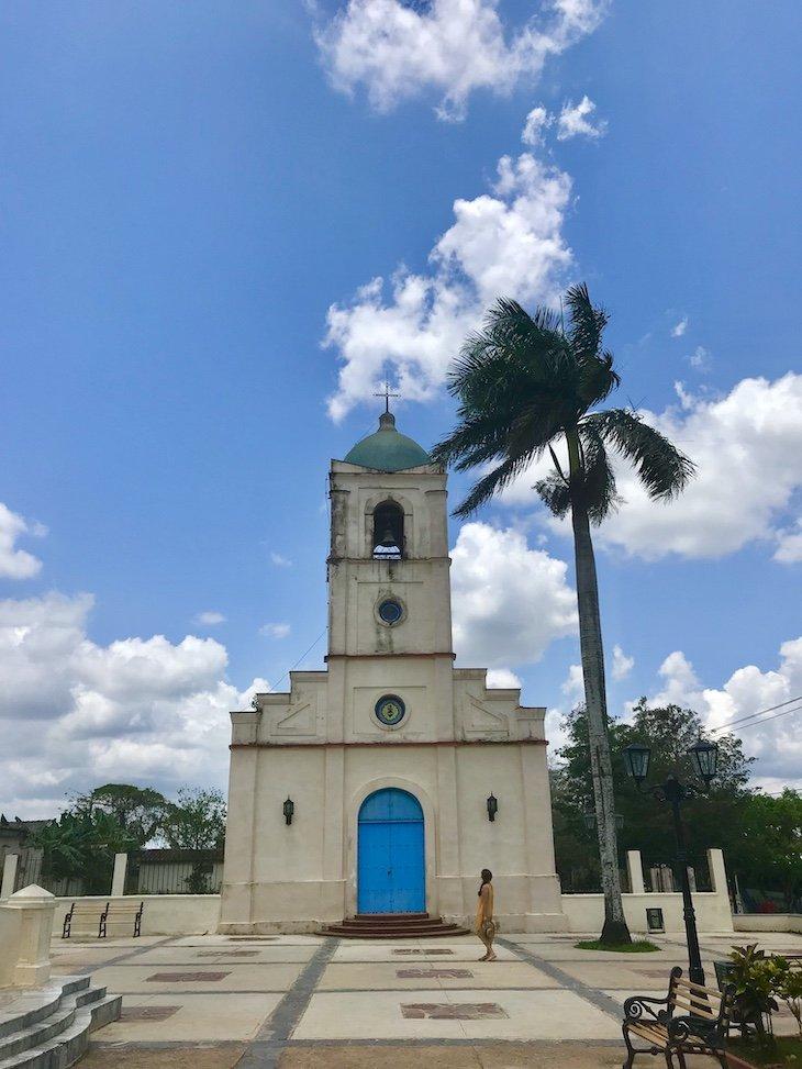 Igreja de Viñales, em Pinar del Rio - Cuba © Viaje Comigo