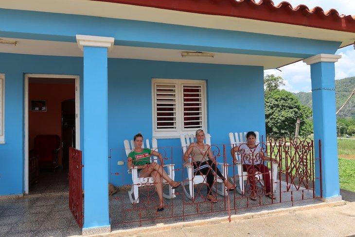 Casas de Viñales, em Pinar del Rio - Cuba © Viaje Comigo