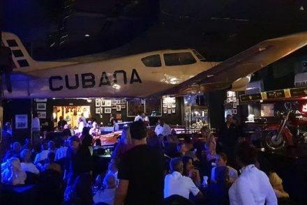 Habana Café, Havana, Cuba © Viaje Comigo