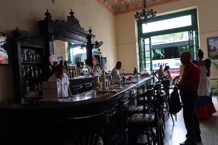 Bar do Hotel E Velasco, Matanzas - Cuba © Viaje Comigo