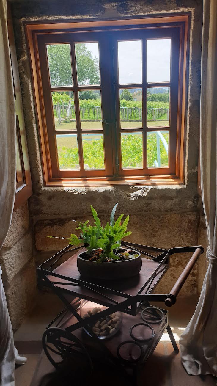 Quinta Couselo - Rias Baixas - Espanha © Viaje Comigo