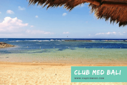 Club Med Bali - Indonésia © Viaje Comigo