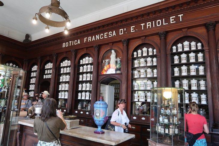 Museu Farmaceutico de Matanzas - Cuba © Viaje Comigo