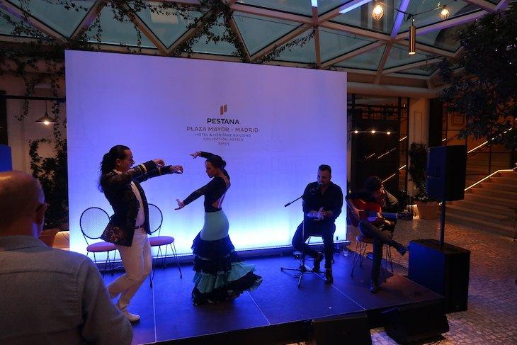 Festa de inauguração do Hotel Pestana Plaza Mayor Madrid - Espanha © Viaje Comigo