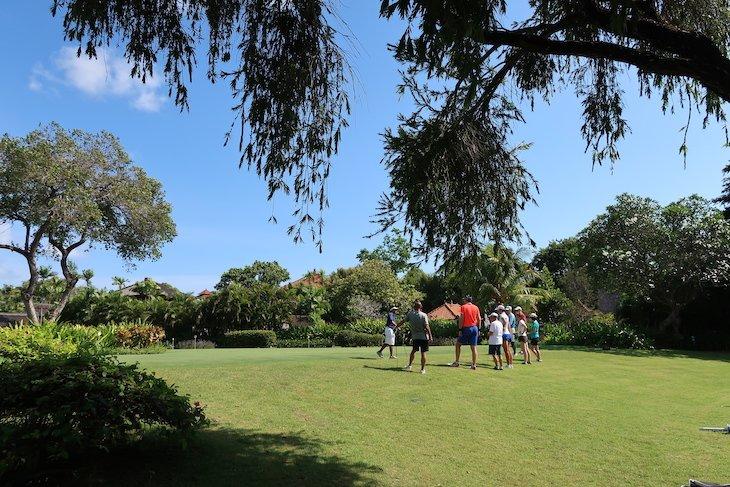 Golfe no Club Med Bali - Indonésia © Viaje Comigo