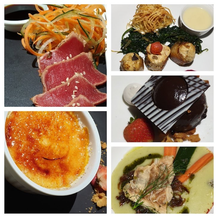 Jantar no Club Med Bali - Indonésia © Viaje Comigo