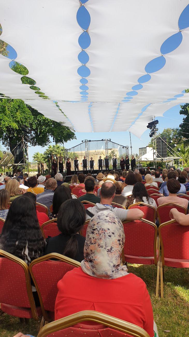 Jardin Jnan Sbil - Festival de Música Sagrada do Mundo - Fez - Marrocos © Viaje Comigo
