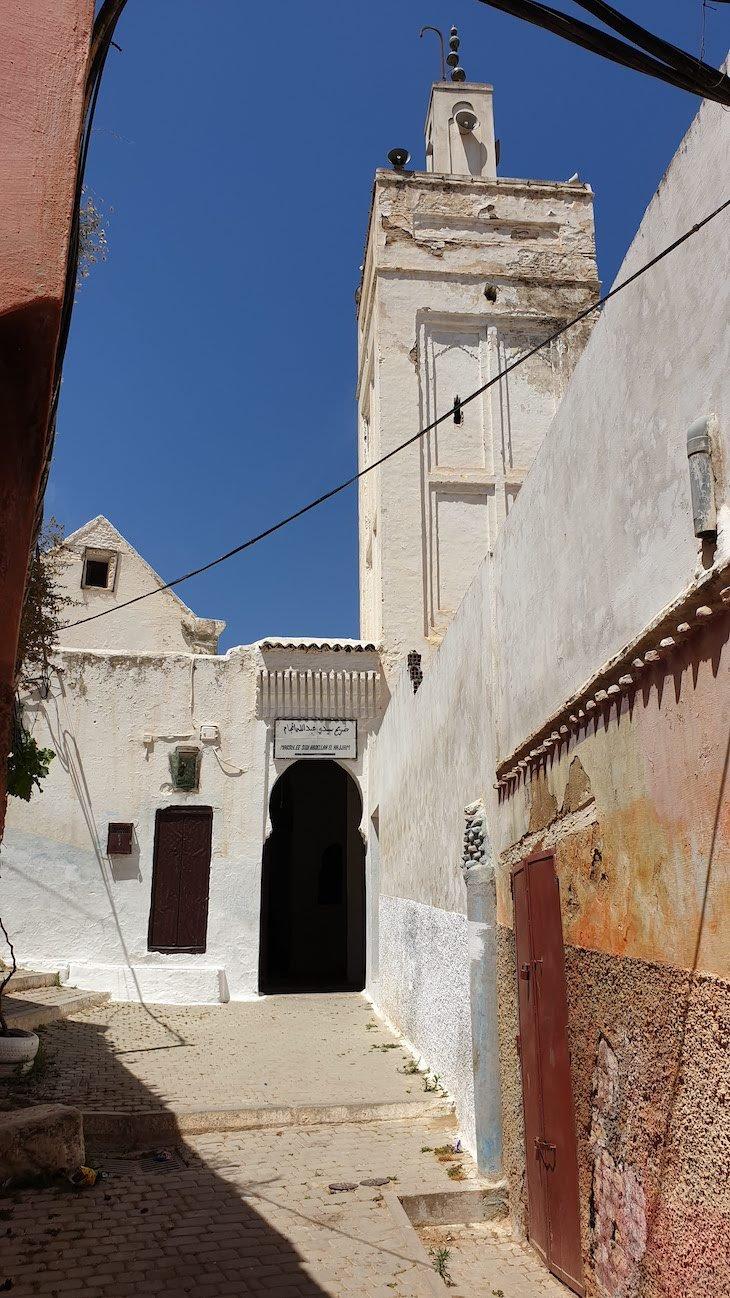 Sidi Abdellah El Hajjam - Moulay Idriss, Marrocos © Viaje Comigo