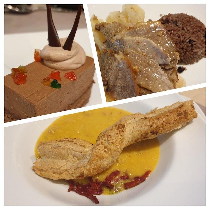 Restaurante à carta do hotel Habana Libre - Havana - Cuba © Viaje Comigo