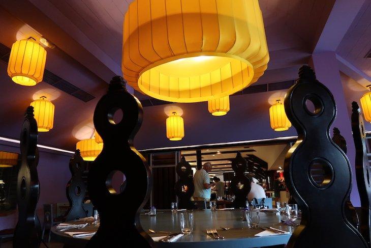 Buffet do Club Med Bali - Indonésia © Viaje Comigo