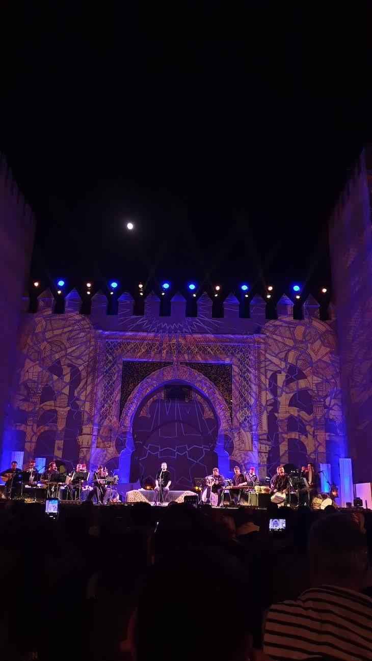 Sami Yusuf no Festival de Música Sagrada do Mundo - Fez - Marrocos © Viaje Comigo