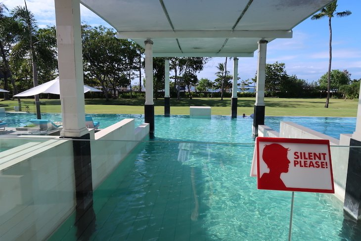 Piscina Zen do Club Med Bali - Indonésia © Viaje Comigo