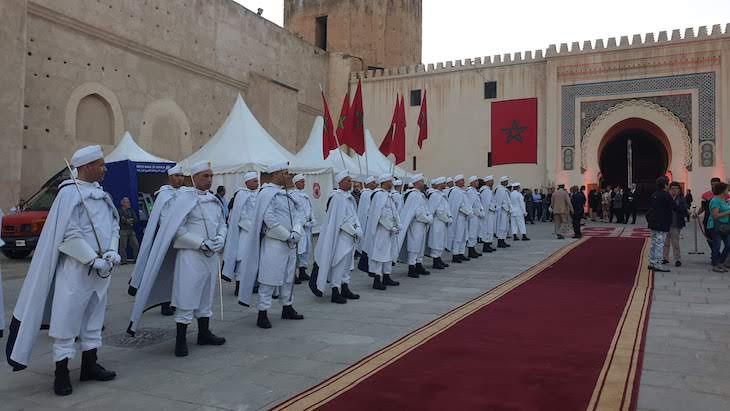 Abertura do Festival de Música Sagrada do Mundo - Fez - Marrocos © Viaje Comigo