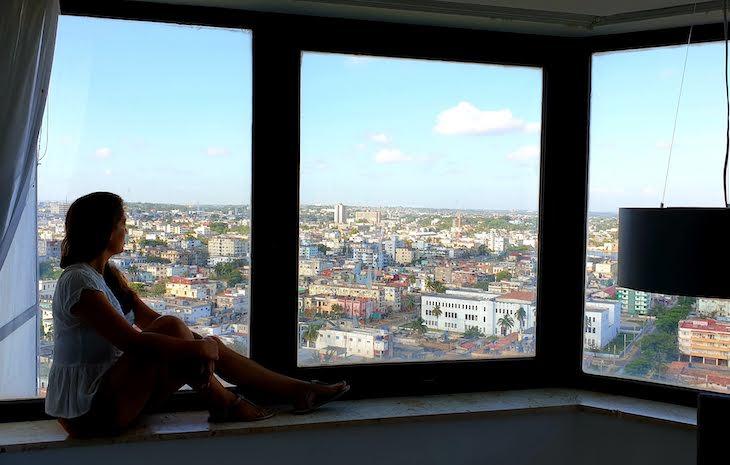 Susana no Melia Cohiba Havana - Cuba © Viaje Comigo