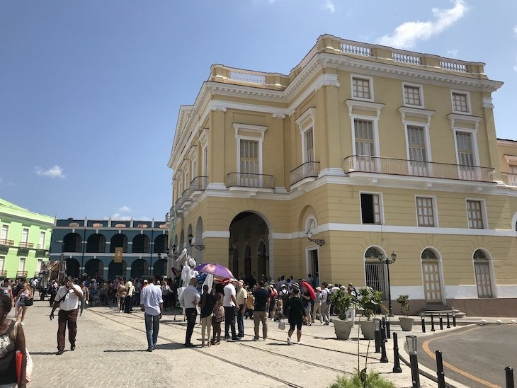 Teatro Sauto, Matanzas - Cuba © Viaje Comigo
