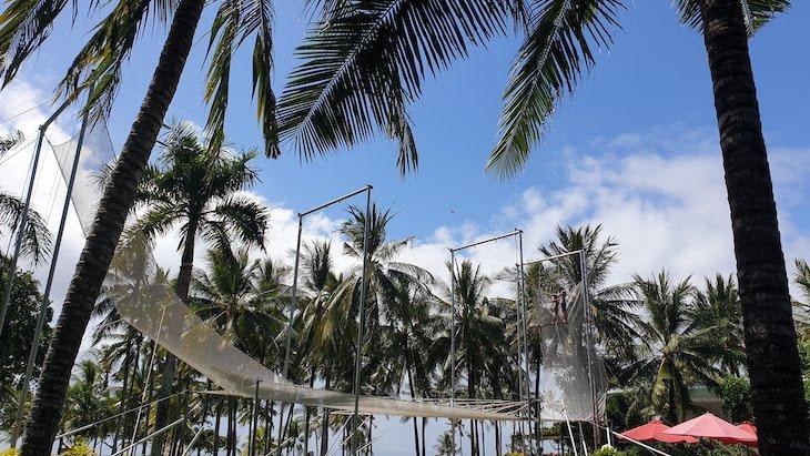 Trapézio do Club Med Bali - Indonésia © Viaje Comigo