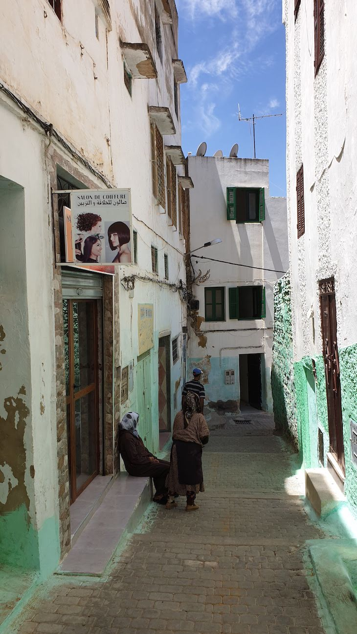 Moulay Idriss, Marrocos © Viaje Comigo