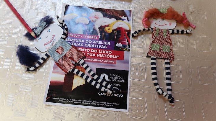 Atelier de histórias criativas - Castelo Novo - Aldeia Histórica de Portugal © Viaje Comigo