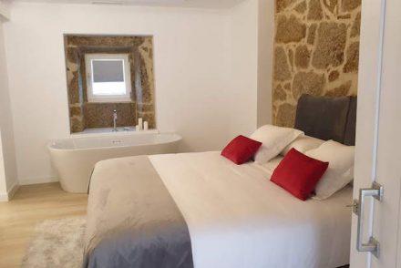 Hotel Nande - As Neves - Pontevedra - Espanha © Viaje Comigo