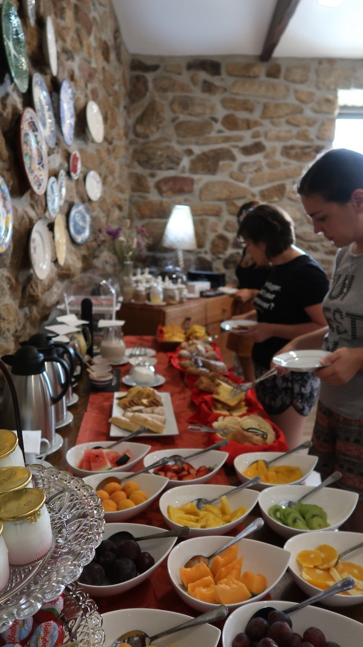 Na Taberna do Juíz - Aldeia do Juízo - Pinhel - Guarda - Portugal © Viaje Comigo