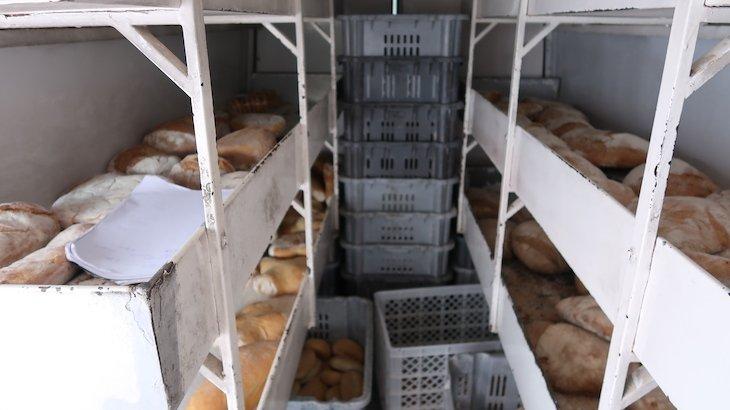 Carrinha do pão - Aldeia do Juízo - Pinhel - Portugal © Viaje Comigo
