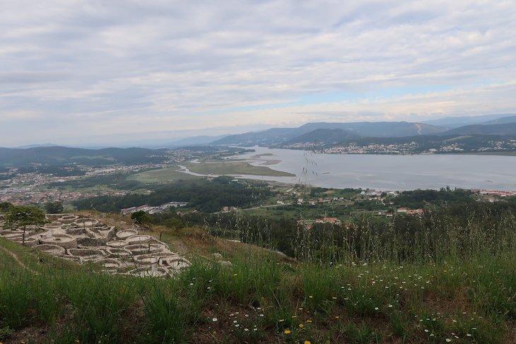 Monte de Santa Tecla - Galiza, Espanha © Viaje Comigo