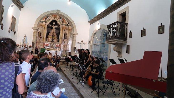 Recital em Castelo Novo - Aldeia Historica de Portugal © Viaje Comigo