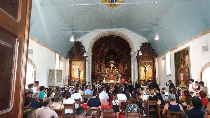 Concerto na Igreja de Marialva, Aldeia Histórica de Portugal © Viaje Comigo