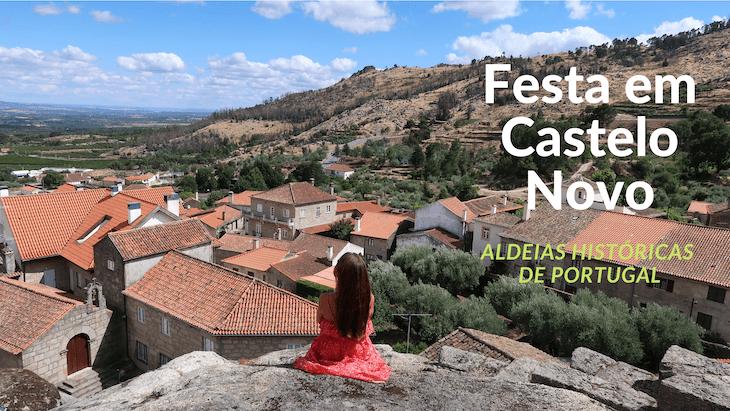 Festa em Castelo Novo - Aldeia Histórica de Portugal © Viaje Comigo