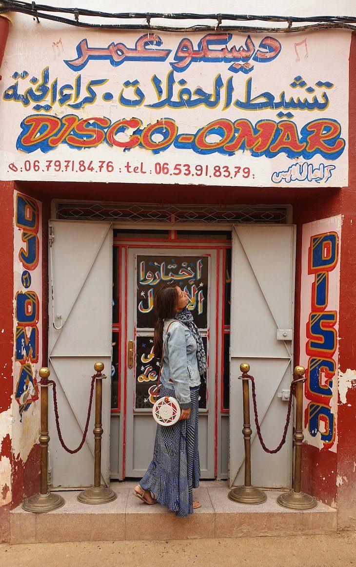 Disco Omar - Bhalil - Marrocos © Viaje Comigo