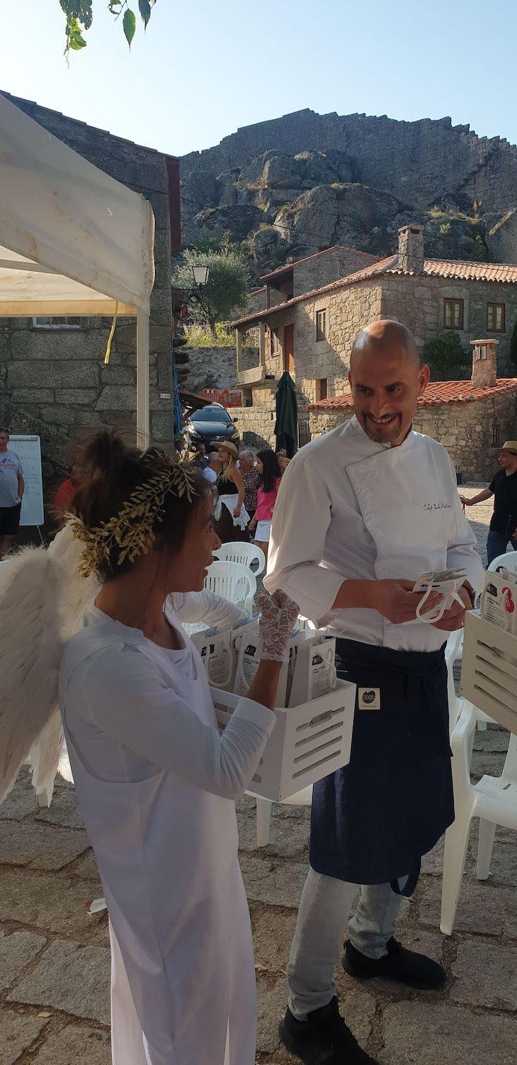 Chef Paulo Matias - Sortelha - Aldeia Histórica de Portugal © Viaje Comigo