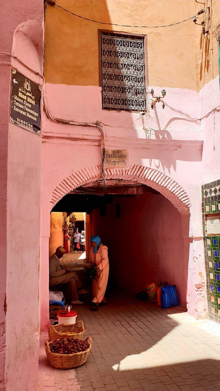 Medina de Meknès - Marrocos © Viaje Comigo
