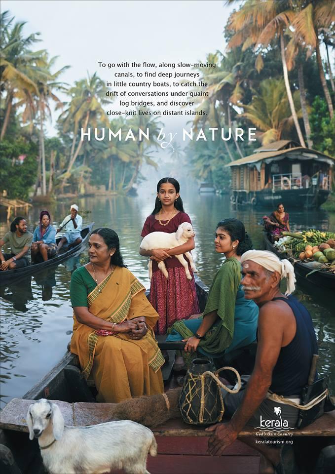 Human By Nature @ Turismo de Kerala, Índia