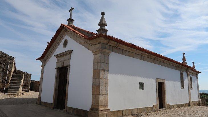 Igreja de Santo Amaro - Cidadelhe - Pinhel - Portugal © Viaje Comigo