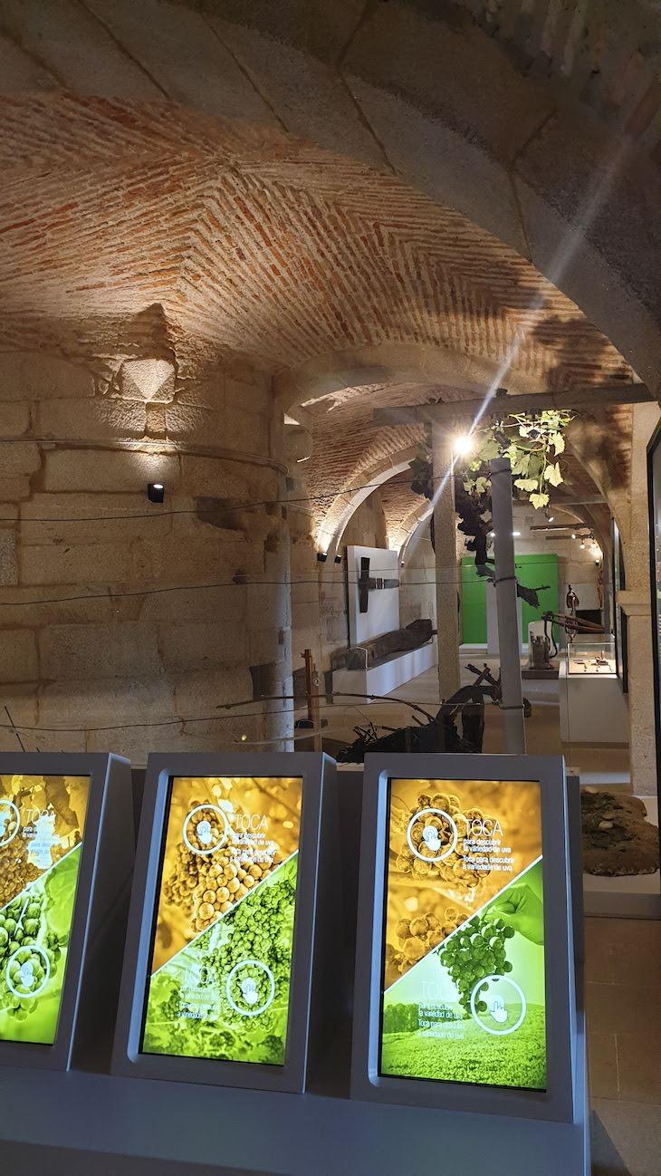 Museu da Ciência do Vinho de Salvaterra de Mino - Espanha © Viaje Comigo