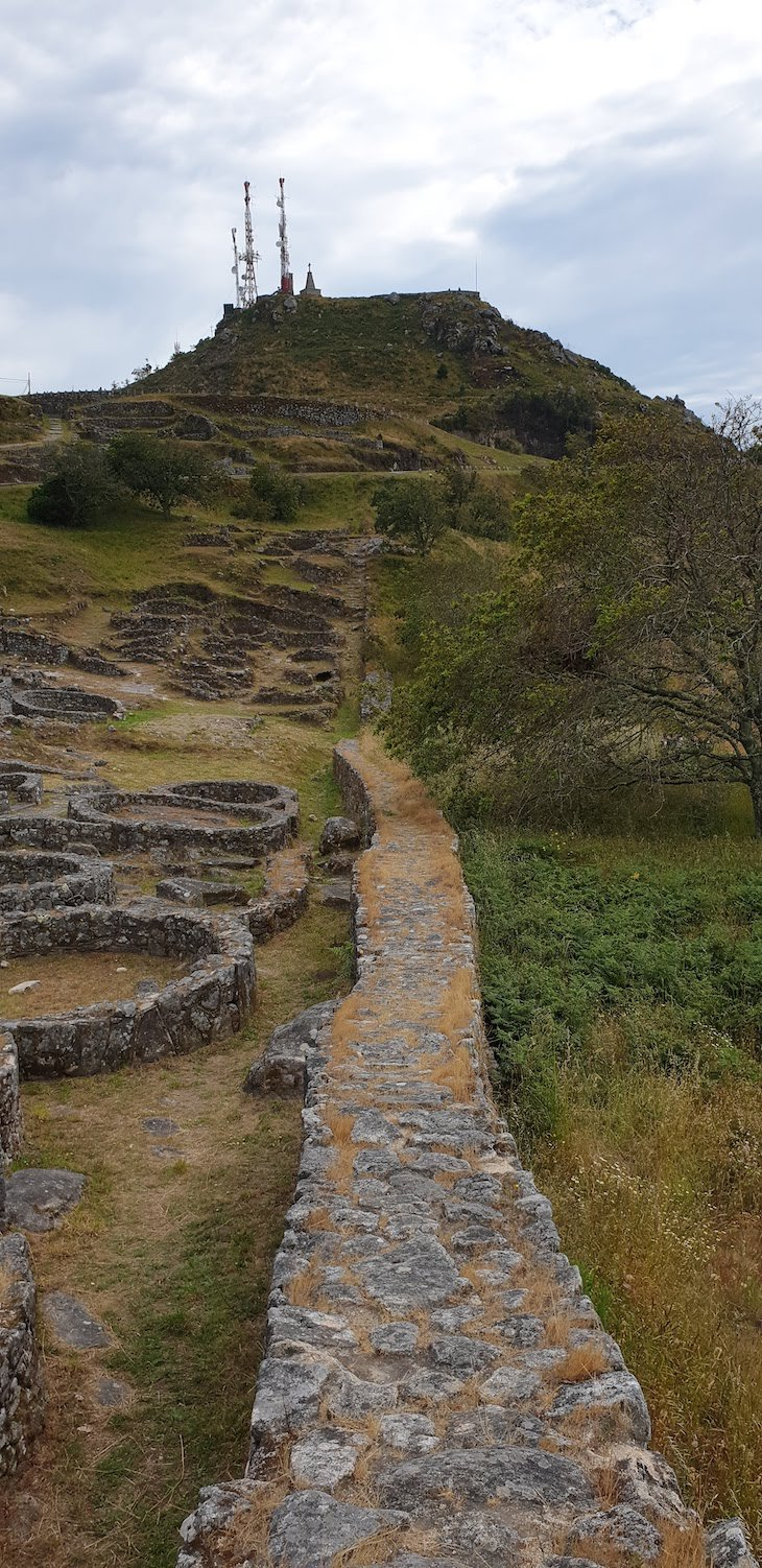 Monte Santa Tecla - Espanha © Viaje Comigo