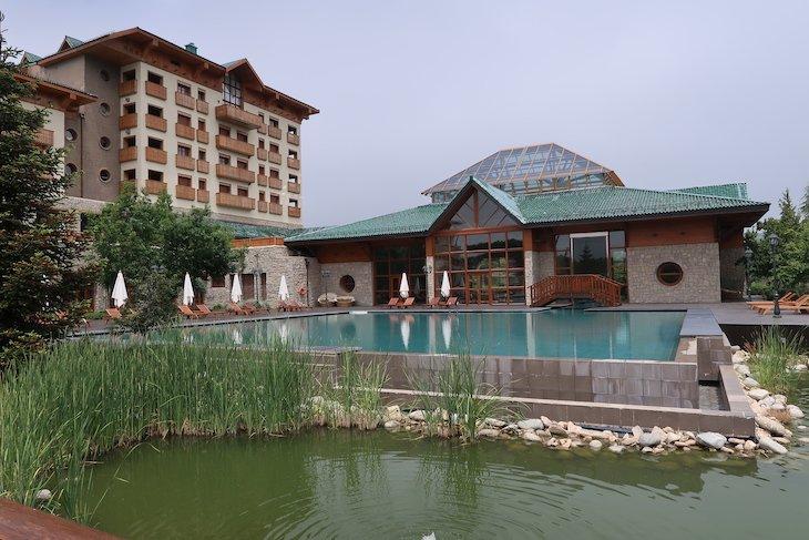 Hotel Michlifen Resort & Golf - Ifrane - Marrocos © Viaje Comigo