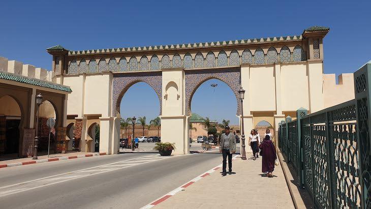 Meknès - Marrocos © Viaje Comigo