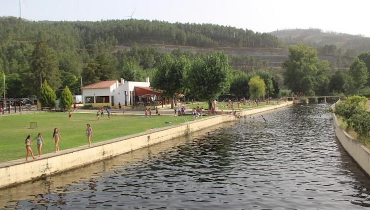 Praia Fluvial Aldeia Ruiva - DR Aldeias do Xisto