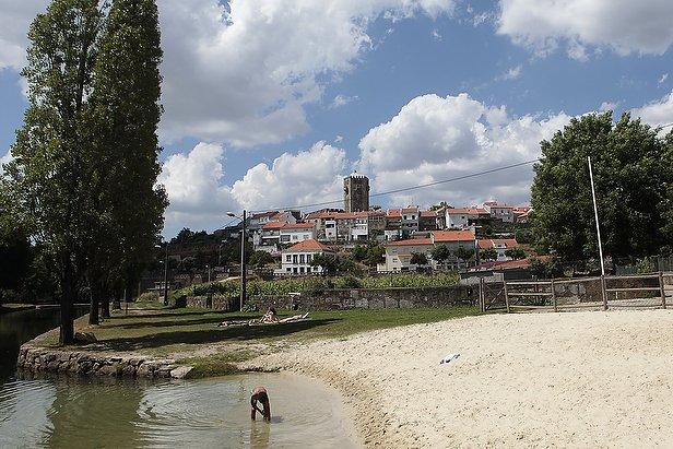 Praia fluvial do Sabugal - Portugal © Miguel Pereira da Silva