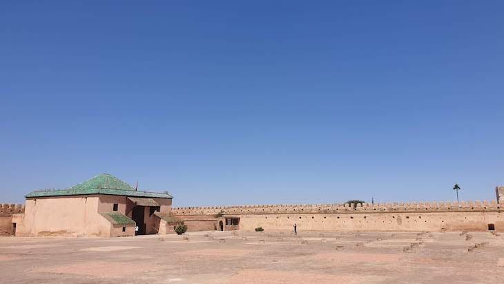 Prisão subterrânea de Kara - Meknès - Marrocos © Viaje Comigo