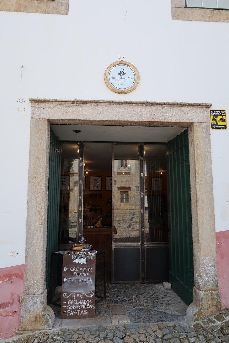 Restaurante History Man - Portugal © Viaje Comigo