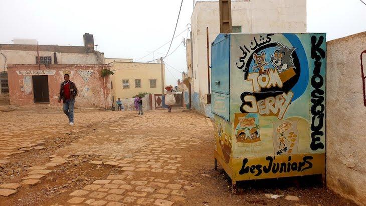 Visitar a vila de Bhalil - Marrocos © Viaje Comigo