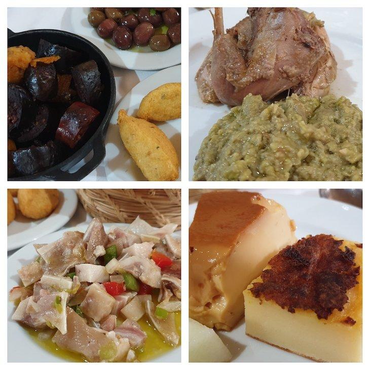 Almoço do chef Rui Cerveira - Castelo Novo - Aldeia Histórica de Portugal © Viaje Comigo
