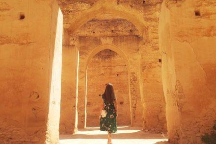 Hri Souani - Meknes - Marrocos © Viaje Comigo