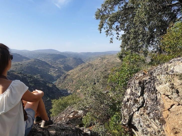 Olhar o Côa - Cidadelhe - Pinhel - Portugal © Viaje Comigo