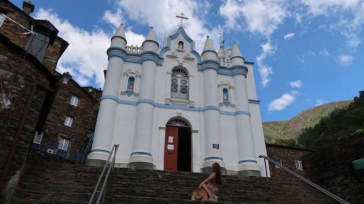 Igreja Matriz, Igreja de Nossa Senhora da Conceição - Aldeia Histórica de Piódão - Portugal © Viaje Comigo