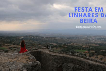 Aldeia Histórica de Portugal - Linhares da Beira © Viaje Comigo