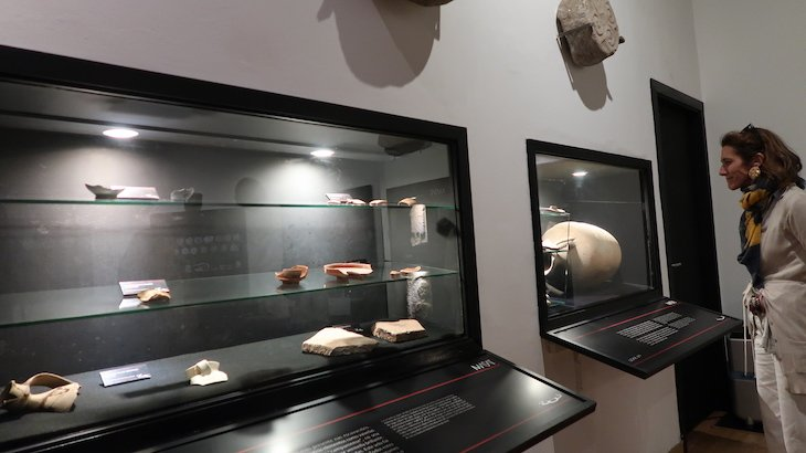 Museu Arqueológico de Santa Tecla - Monte Santa Tecla - Espanha © Viaje Comigo
